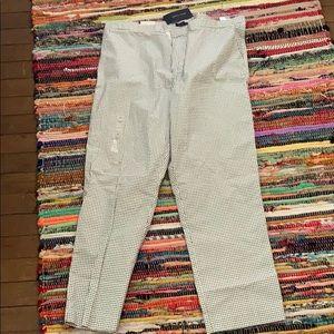 Tommy Hilfiger Harper Stretch Slim Crop Pants